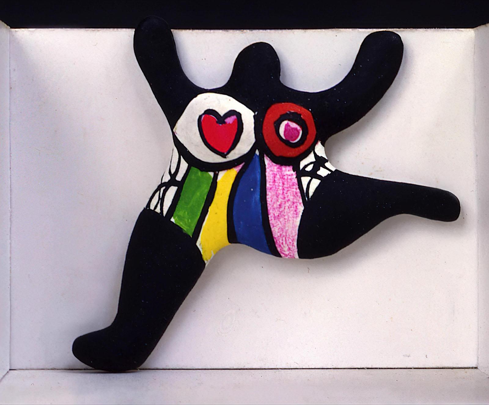 Niki de Saint-Phalle - Négresse