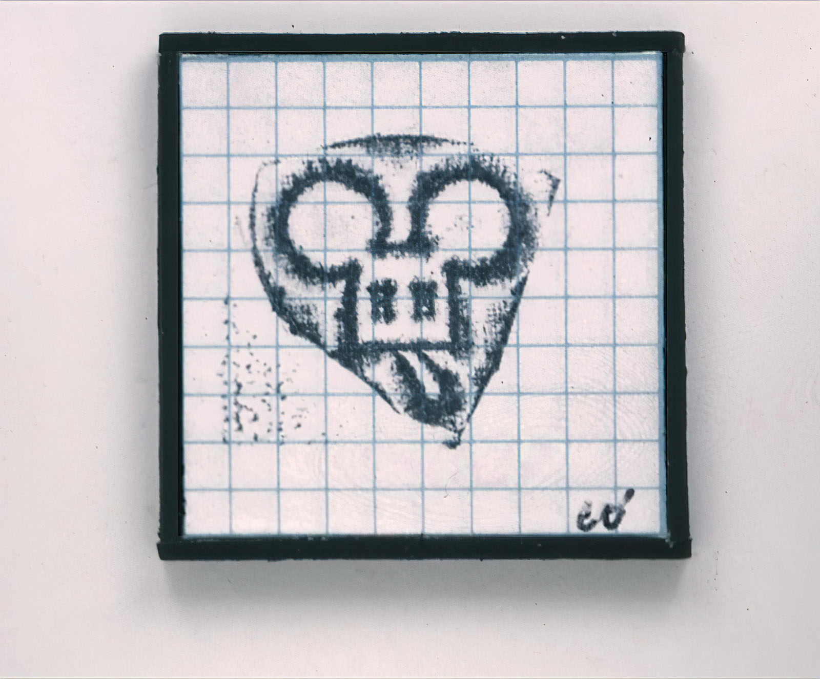 Claes Oldenburg - Geometric Mouse