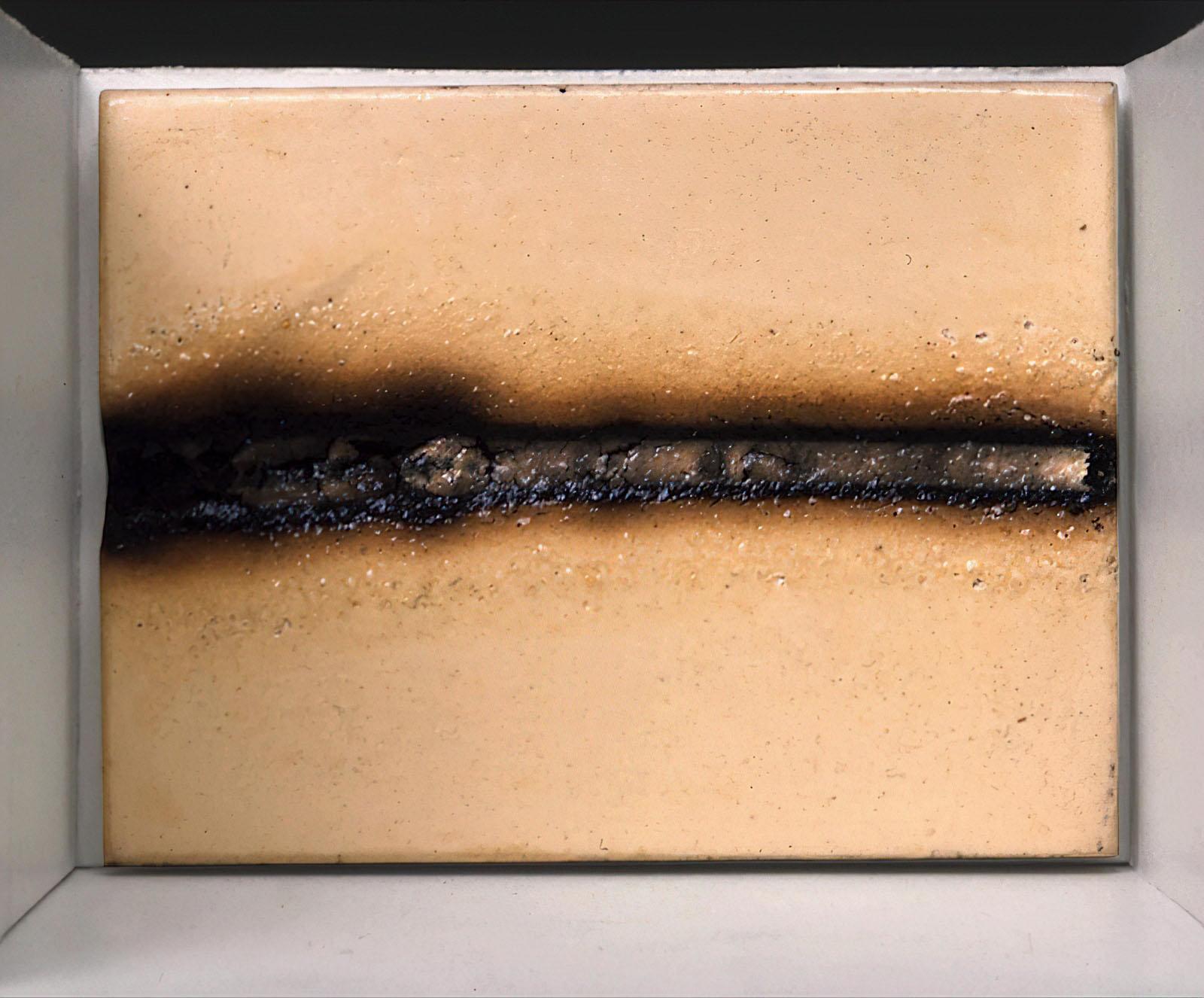 Charles Ross - Sunlight Convergence. Solar Burn: 1 hour