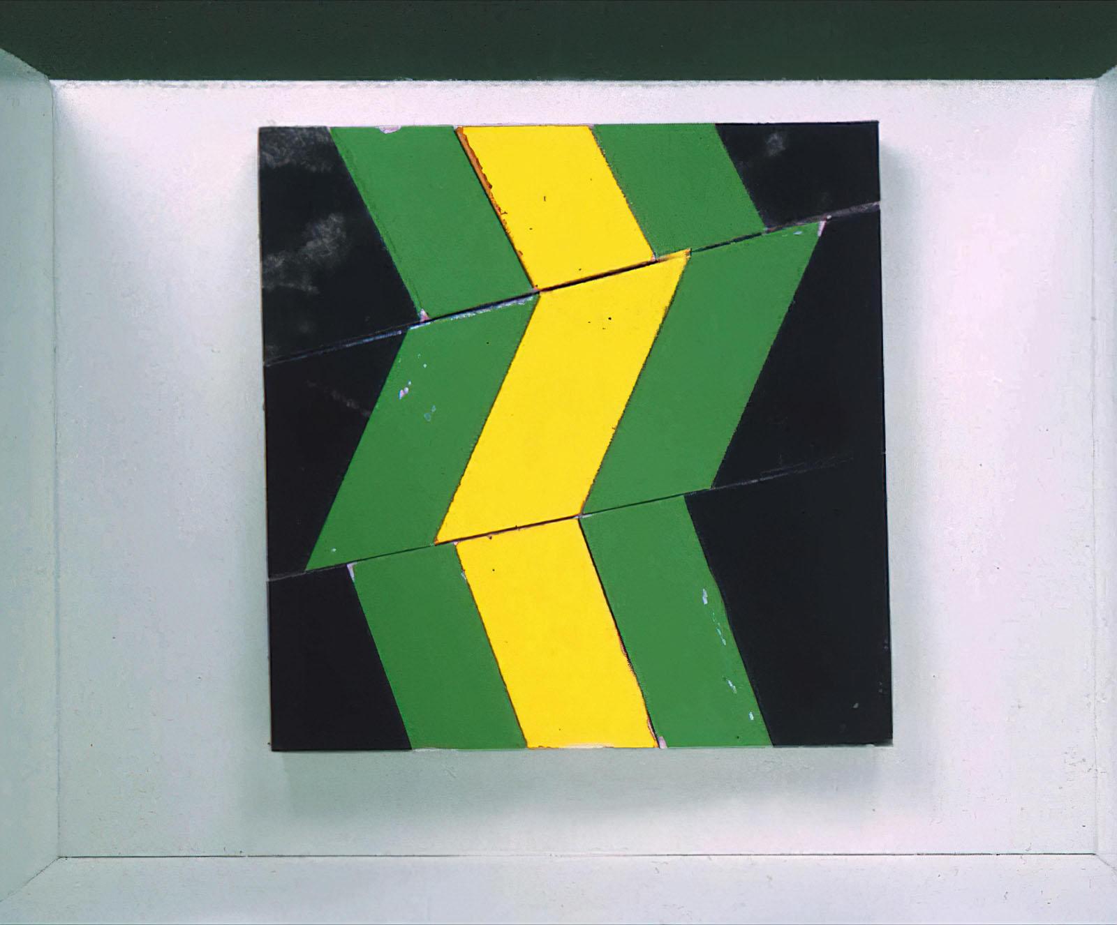 Franz Fedier - Zwei Grün