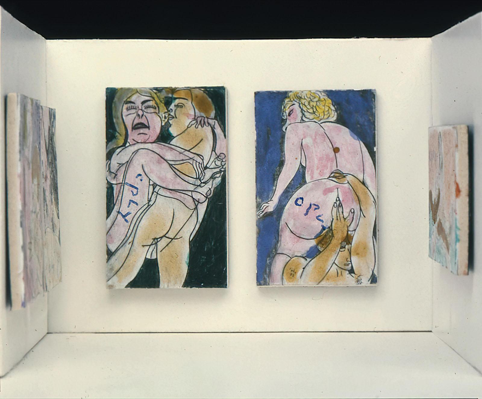 William Copley - Untitled