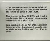 André Caderé - Sans titre