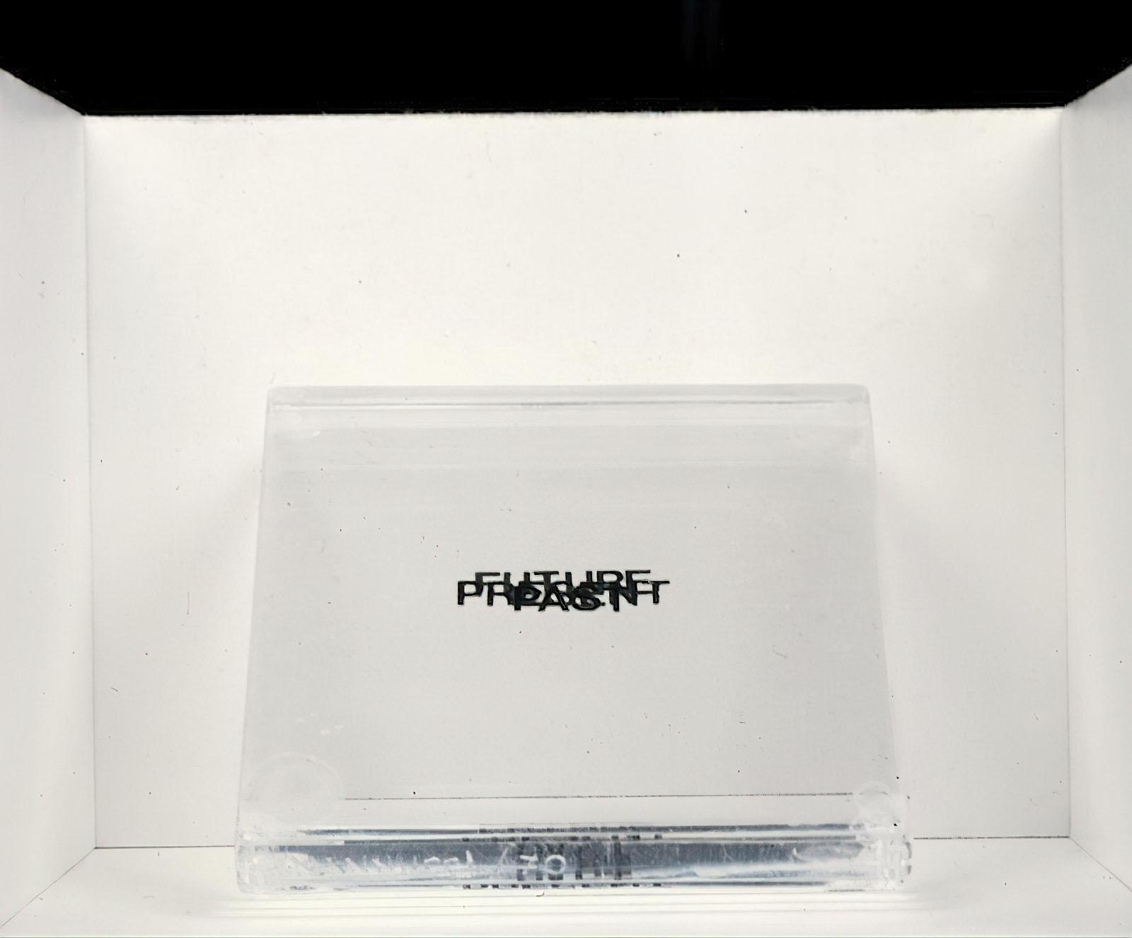 Maurizio Nannucci - Past Present Future