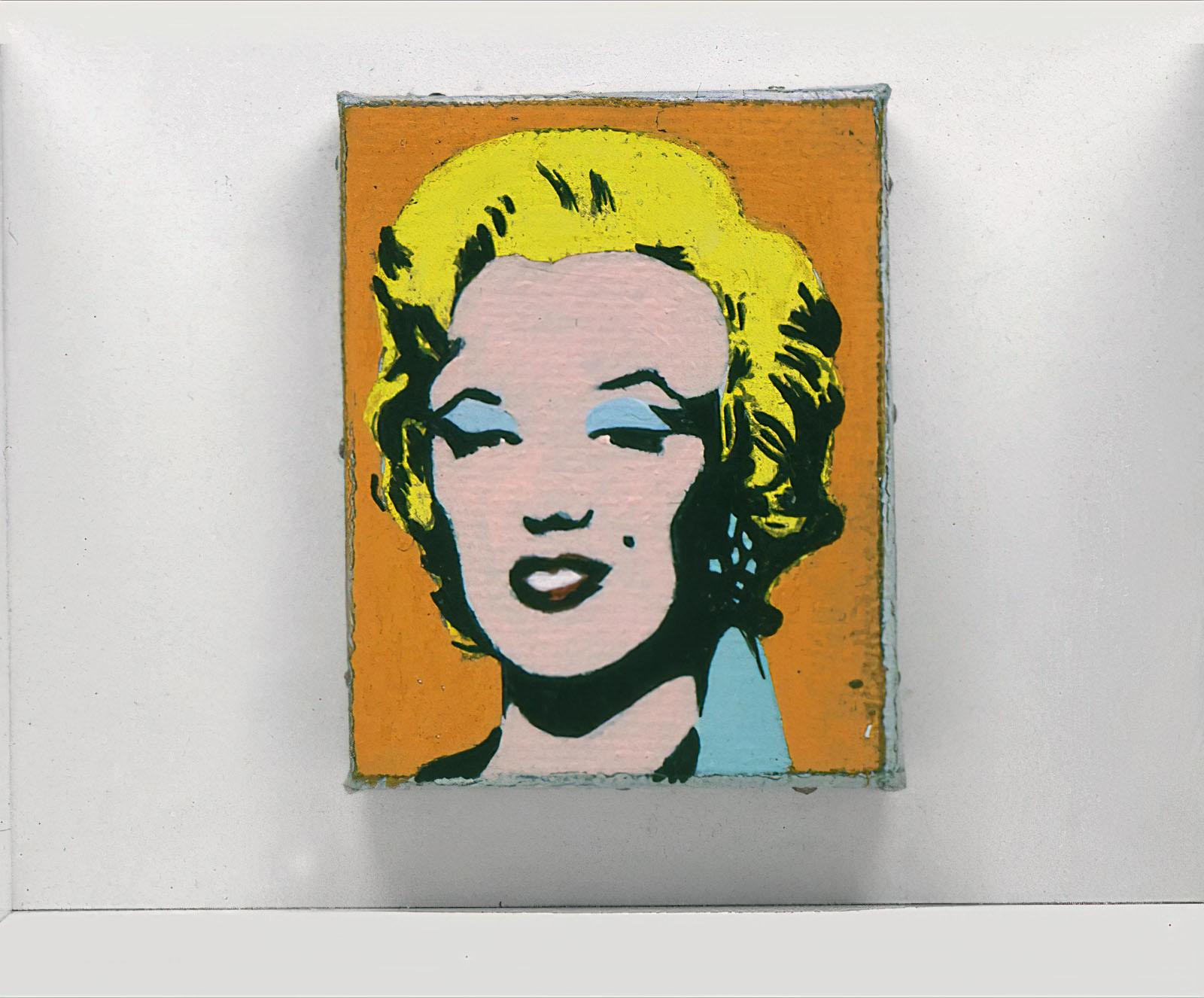 Andy Warhol / Richard Pettibone - Marilyn Monroe