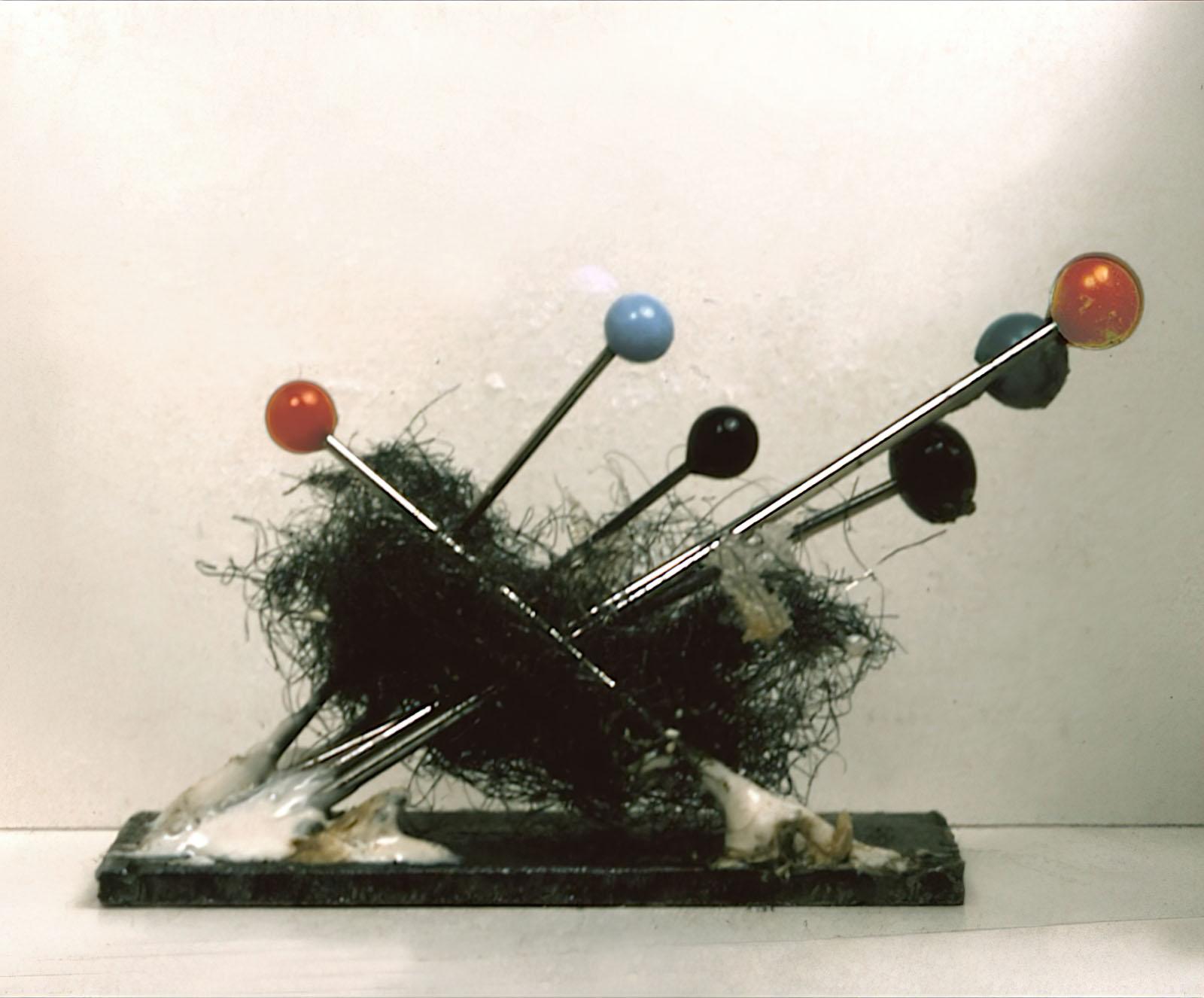Walter Linck - L'Araignée du Soir ne mange que des Violettes