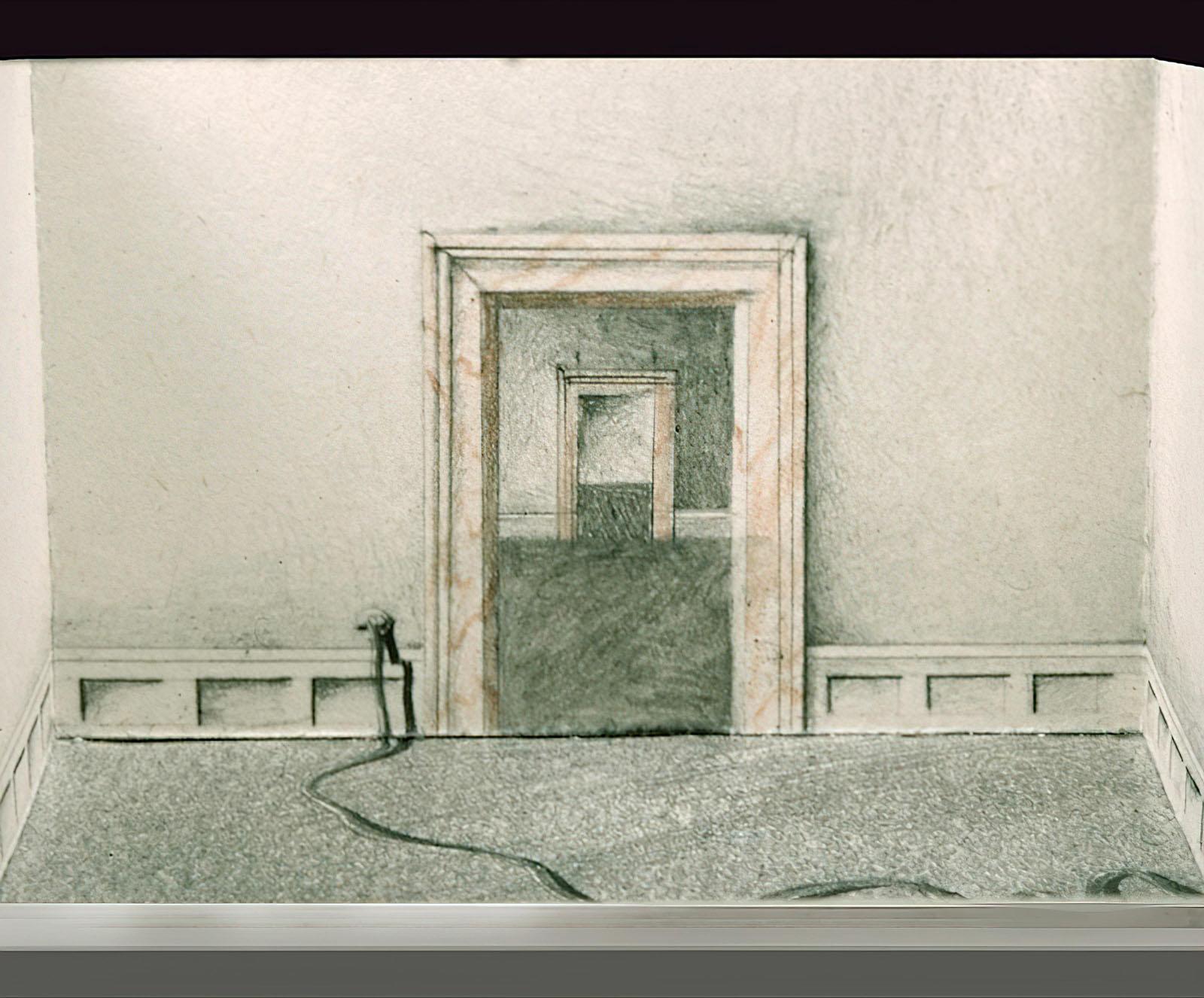 Alfred Hofkunst - Museumsraum