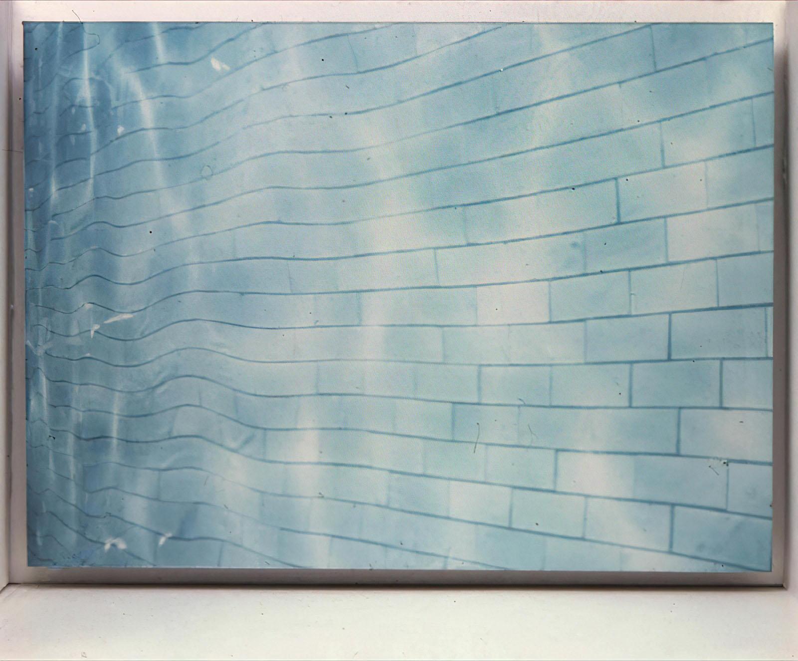 Heinz Brand - Wasserwand