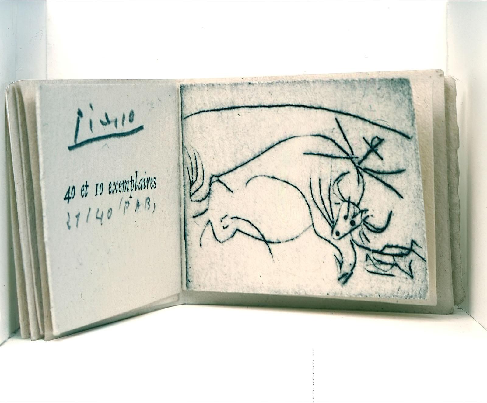 Pablo Picasso - Meurs (P.A.Benoit
