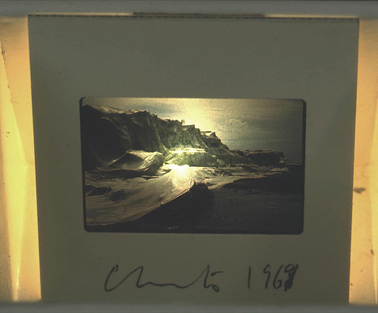 Christo (Javacheff) - Wrapped Coast