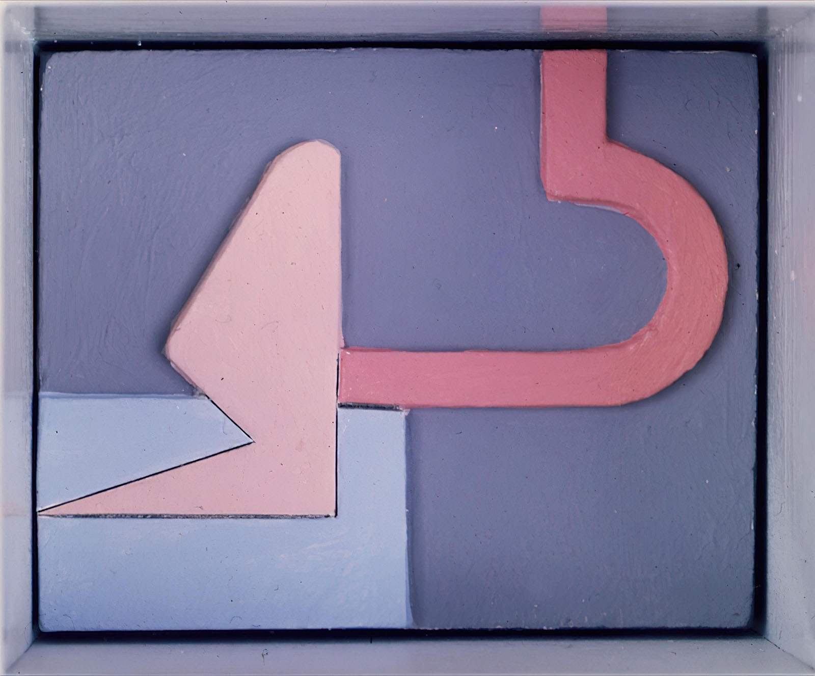 Gerald Laing - Reclining Figure Nr.346
