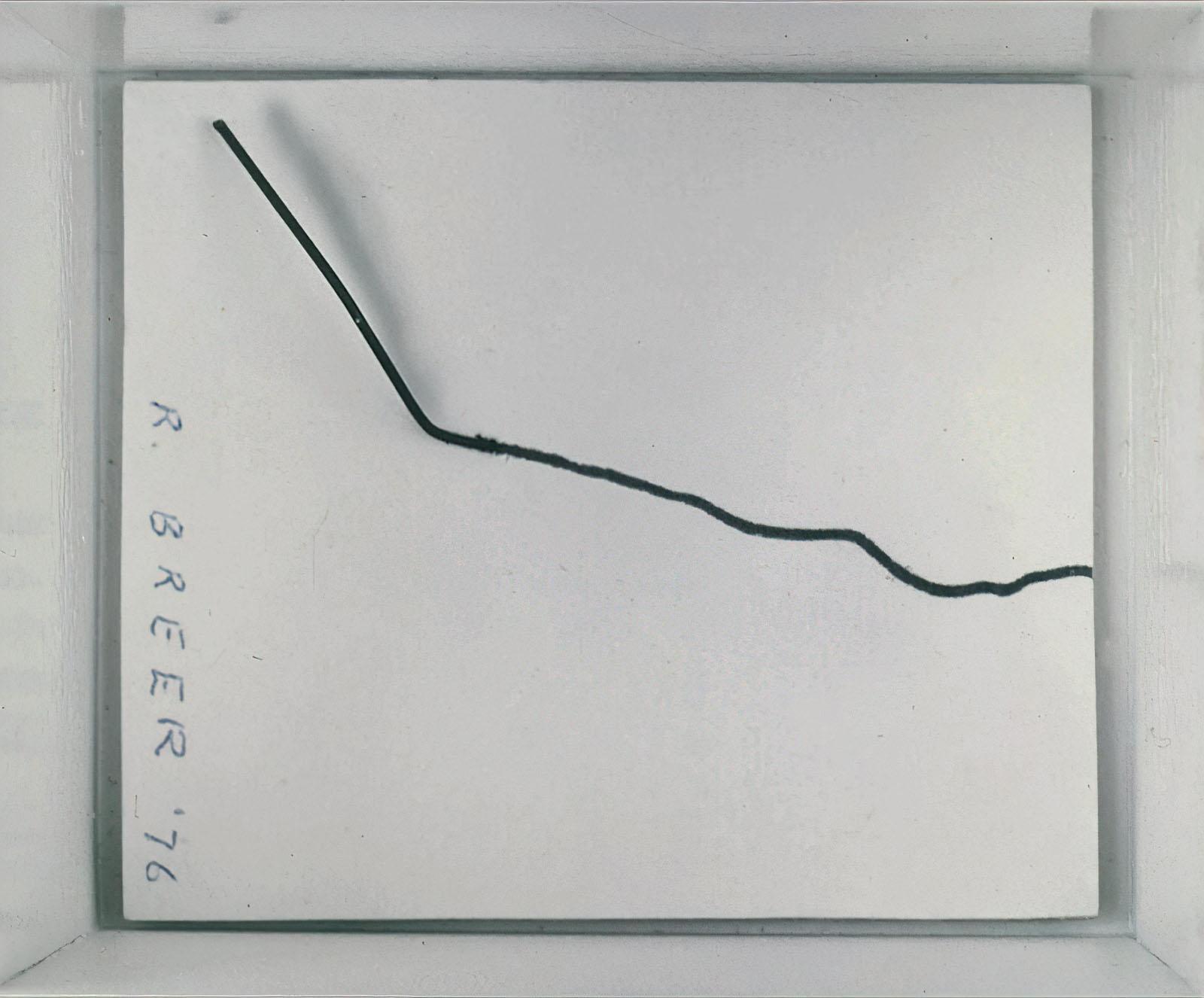 Robert Breer - Untitled