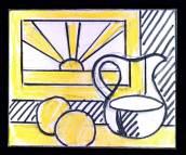 Roy Lichtenstein - Untitled
