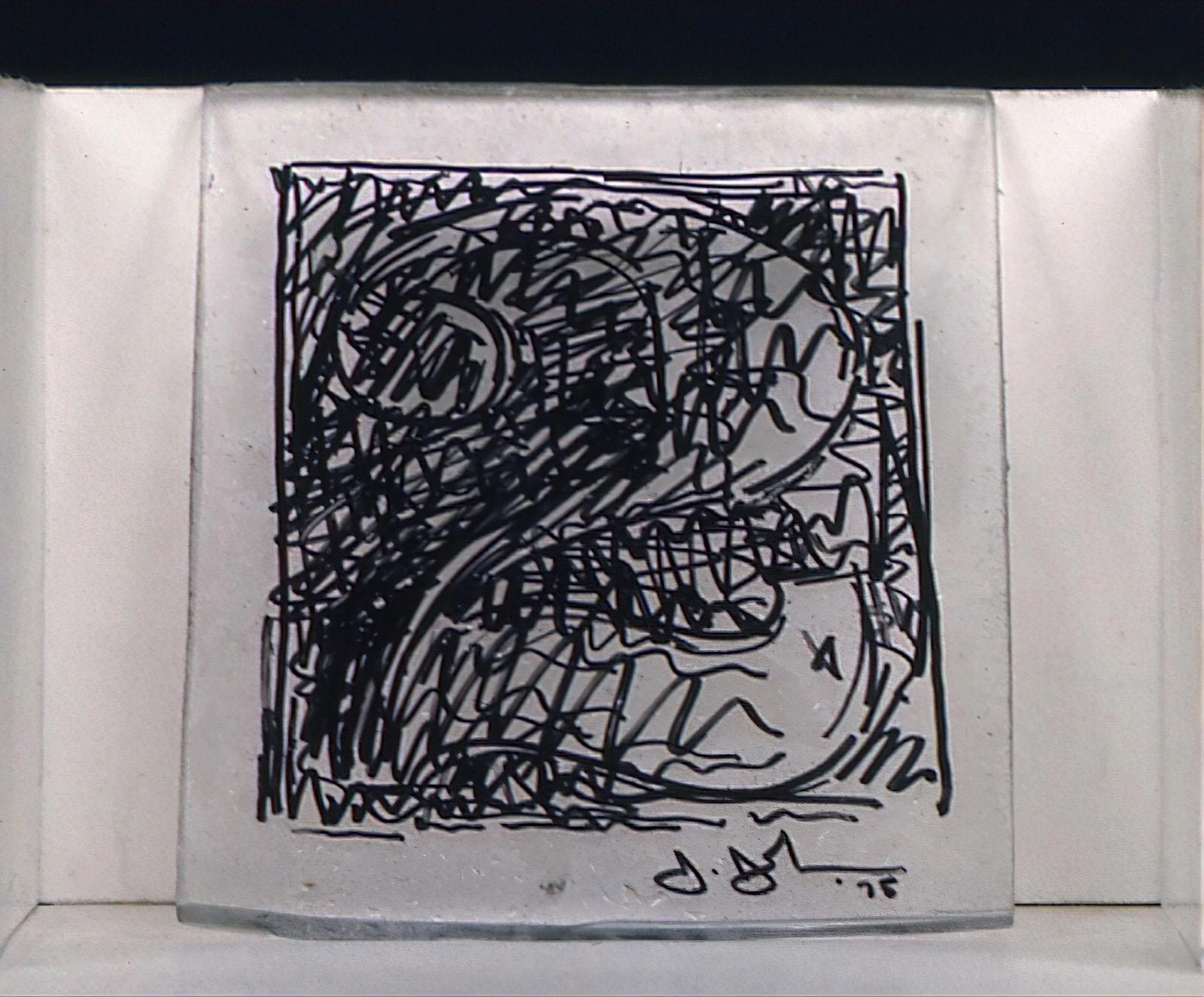 Jasper Johns - Figure 2