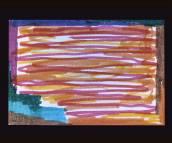 John Hoyland - Untitled