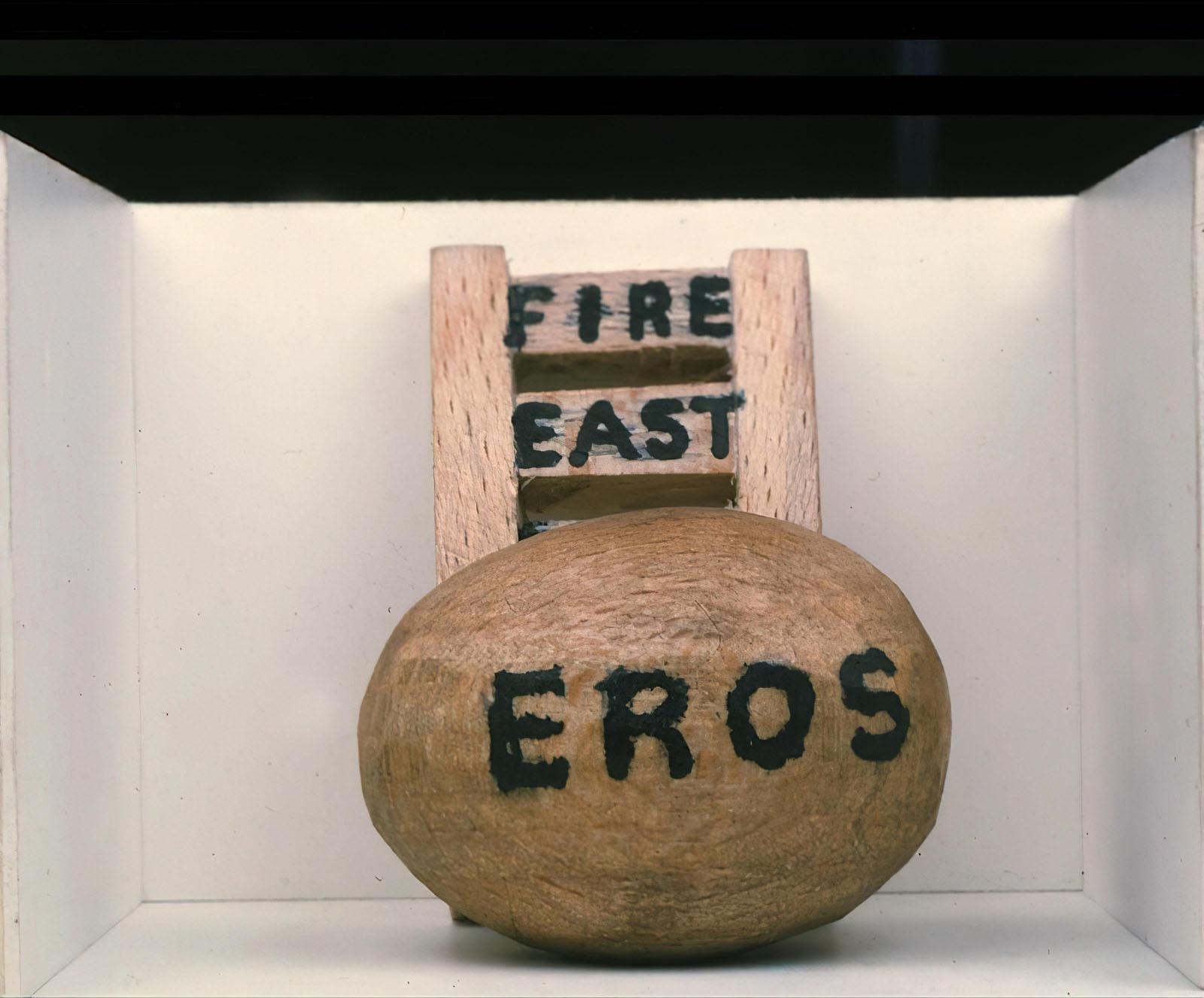 Joe Tilson - Eros
