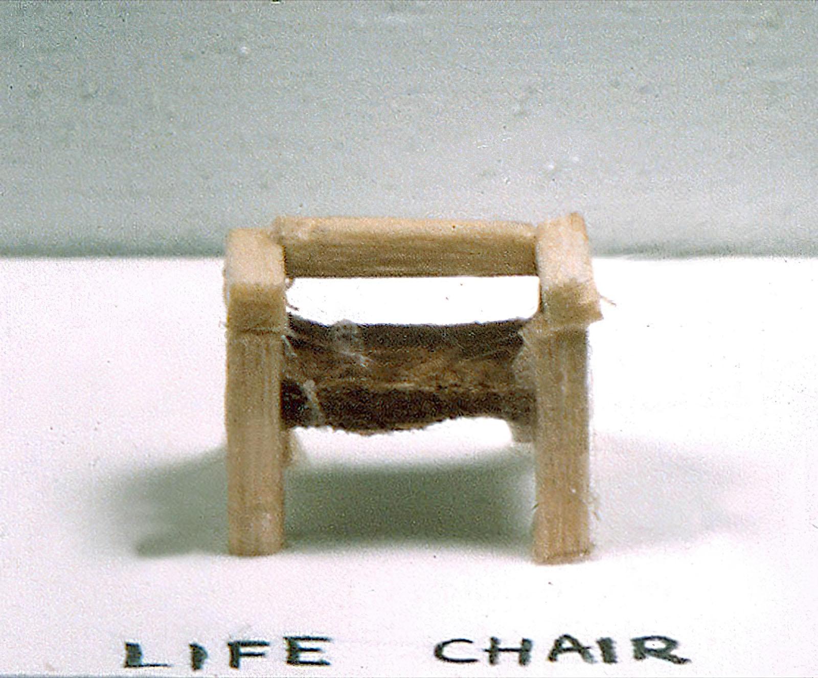 Tony Morgan - My Life Chair