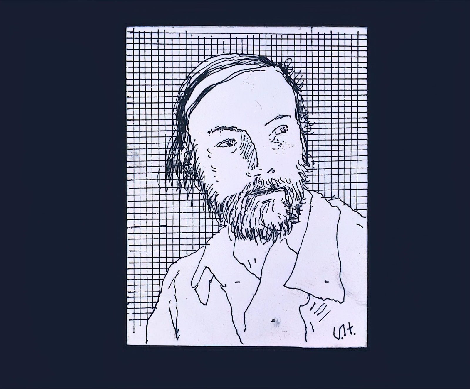 David Hockney - Herbert Distel