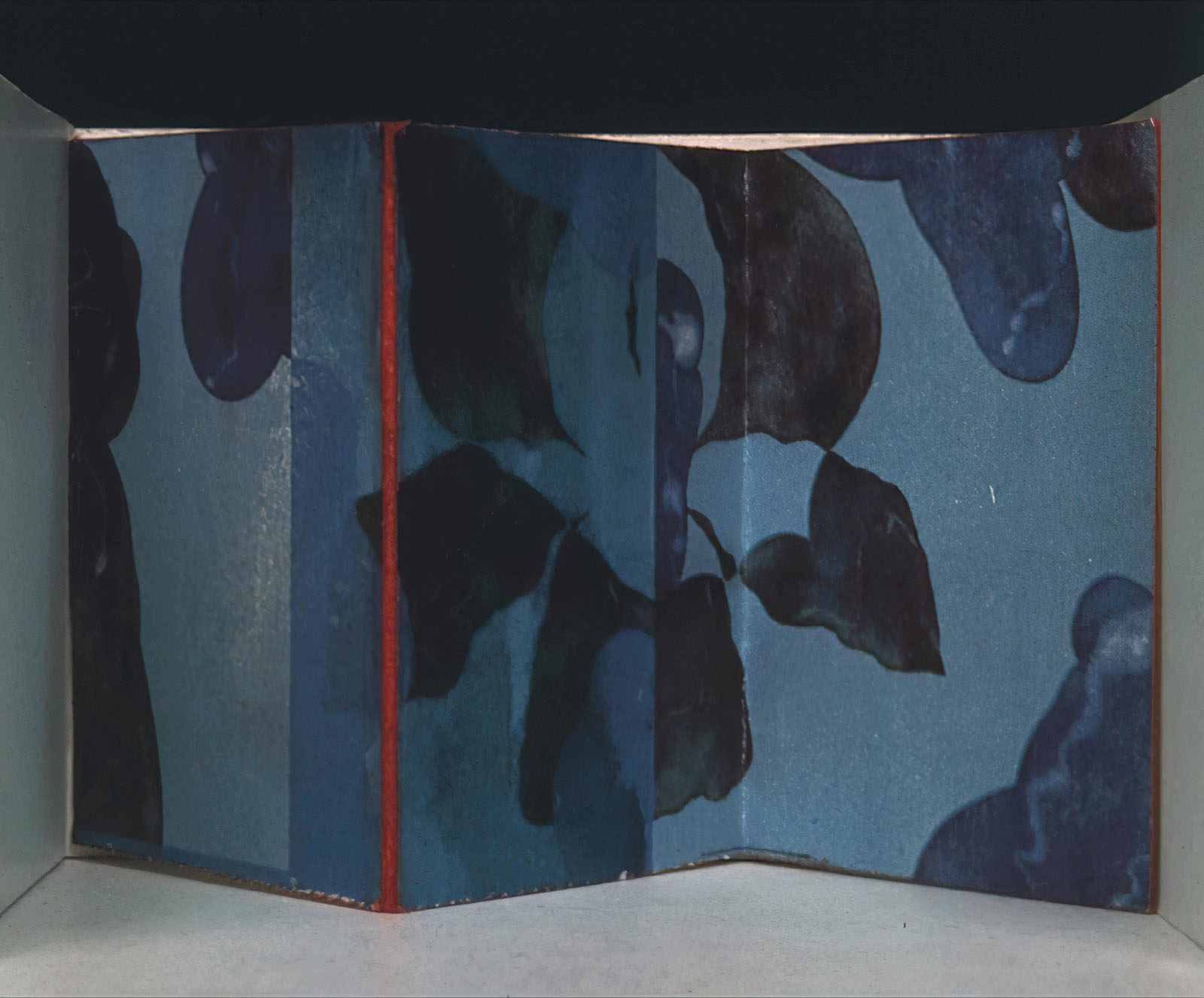Billy Al Bengston - Untitled Screen Painting
