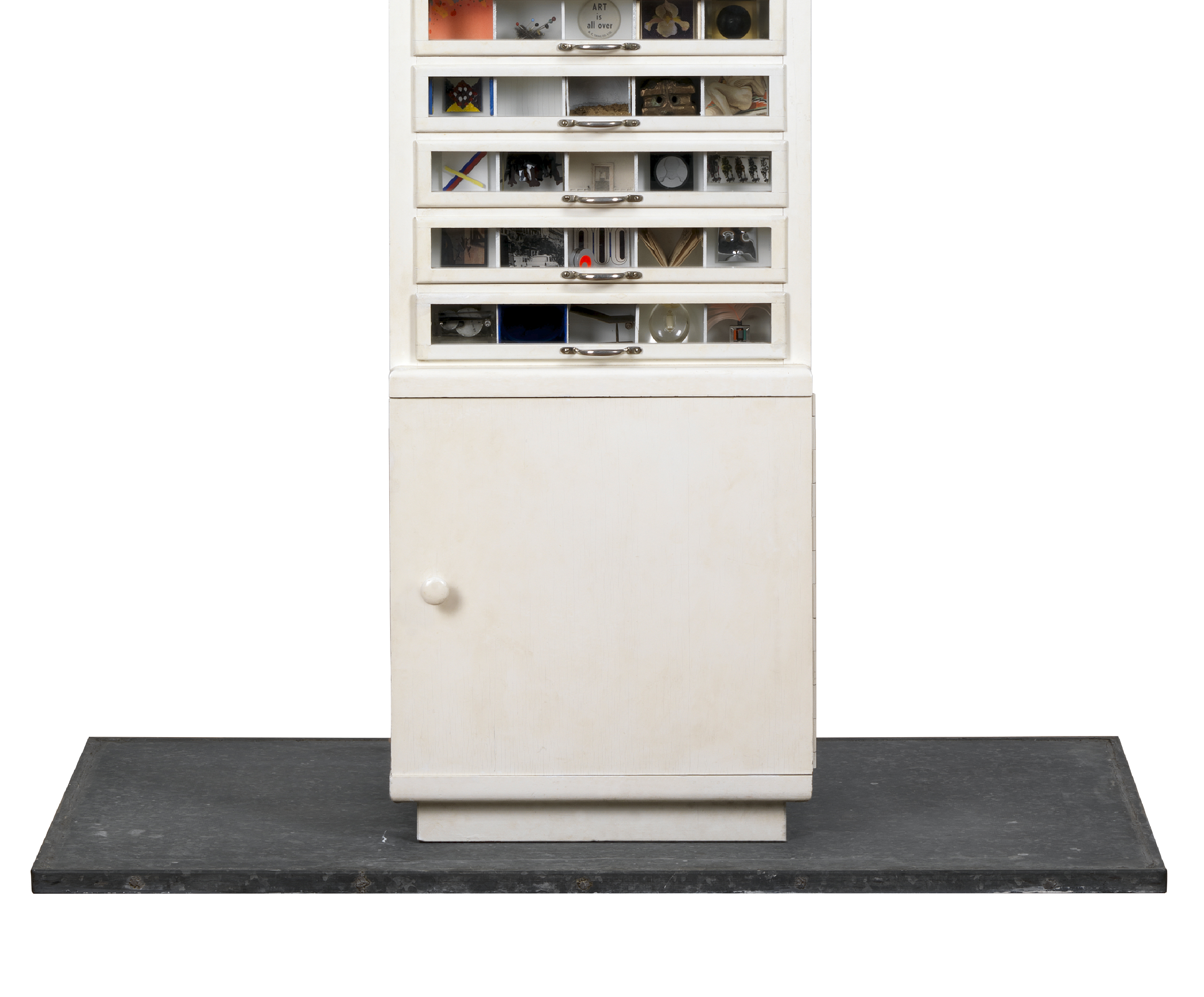 Ed Kienholz - Base to the Museum of Drawers